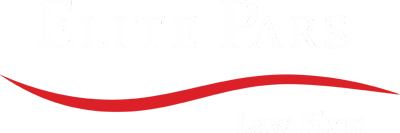 Elite Logo White Red