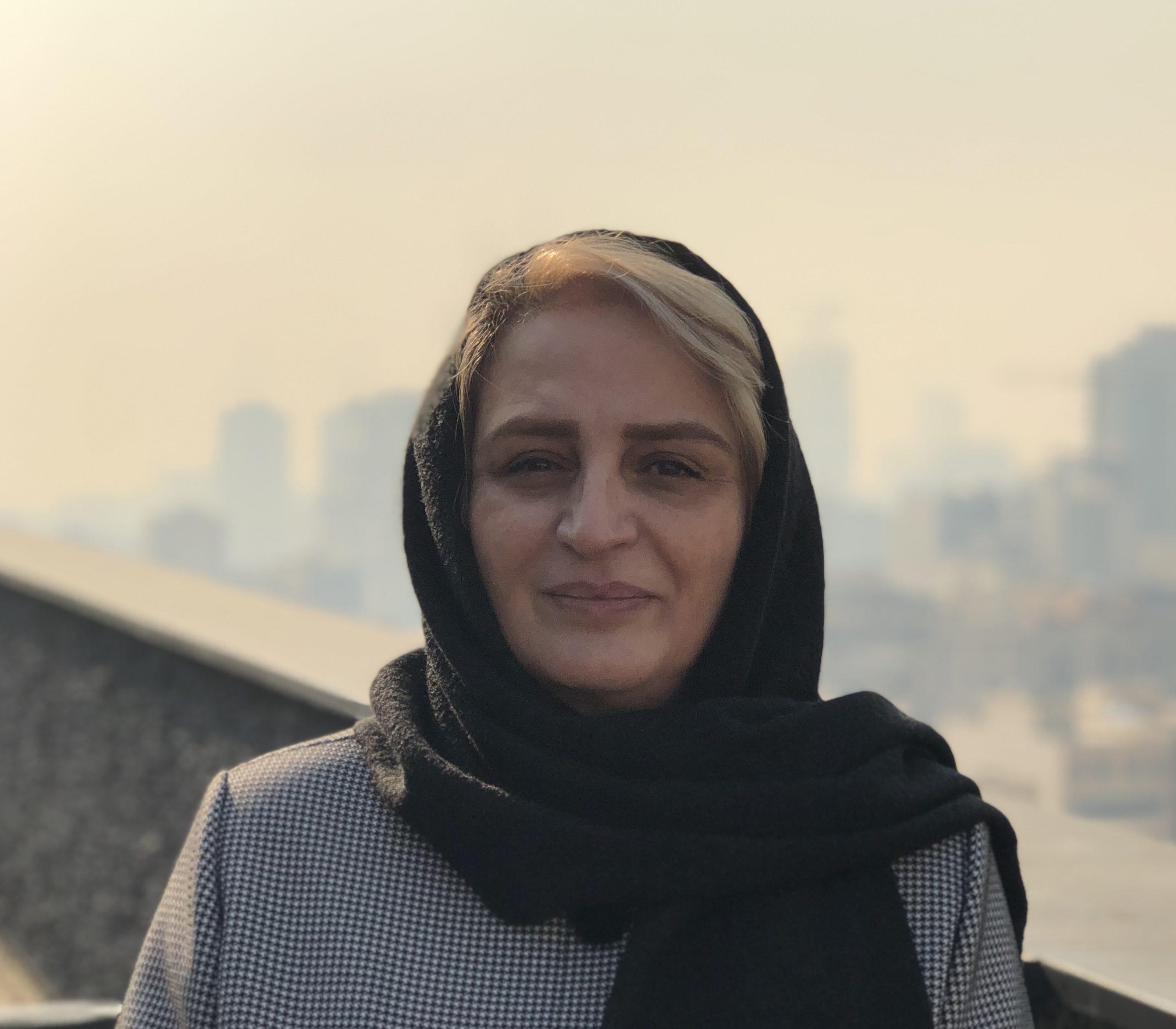 Mozhdeh Masoumpour